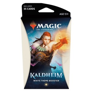 Picture of Kaldheim Theme Booster White - Magic The Gathering
