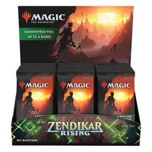 Picture of Zendikar Rising Set Booster Display Box