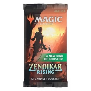 Picture of Zendikar Rising Set Booster Pack