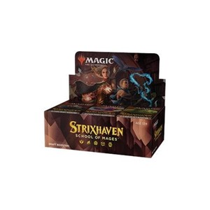 Picture of Strixhaven School of Mages Draft Booster Display Magic The Gathering