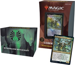 Picture of Strixhaven School of Mages Commander Deck Witherbloom Witchcraft