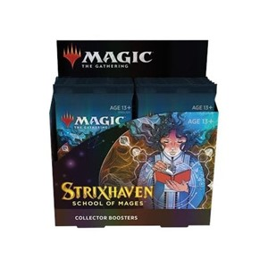 Picture of Strixhaven School of Mages Collector Booster Display Magic The Gathering