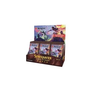 Picture of Strixhaven School of Mages Set Booster Display Magic The Gathering