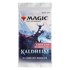 Picture of Kaldheim Set Booster Pack Magic The Gathering