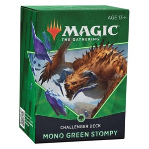 Picture of Magic Challenger Deck 2021 - Mono Green Stompy