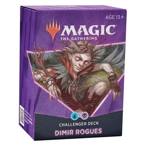 Picture of Magic Challenger Deck 2021 - Dimir Rogues