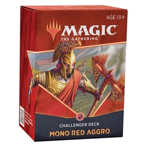 Picture of Magic Challenger Deck 2021 - Mono Red Aggro