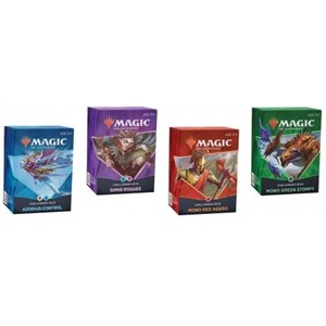 Picture of Magic Challenger Deck 2021 - Set of 4