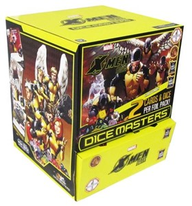 Picture of X-Men First Class Gravity Feed Dice Masters