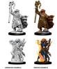Picture of Dragonborn Female Sorcerer Dungeon and Dragons Nolzur's Marvelous Unpainted Minis